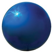 VCS 10in Blue Stainless Steel Globe