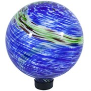"E-V 10"" Illuminarie Globe Glows In The Dark"