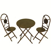 E-V Miniature Bistro Set