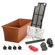 EarthBox Terra Cotta Organic Garden Kit