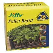 Jiffy 36mm Peat Pellets Refill 36pk