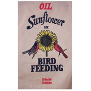 Shafer Black Oil Sunflower - Generic Bag - 50lb