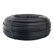 NETAFIM™ TUBING - 16MM / .52IN DIAM / BLACK / 100FT PER ROLL