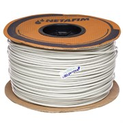 NETAFIM™ SUPER FLEX UV WHITE™ POLYETHYLENE TUBING - 5/3MM / 1000FT PER ROLL