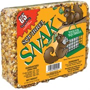 C&S 2.7lb Squirrel Snak Cake