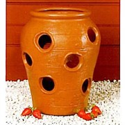 Union Products Tall Strawberry Jar Terra Cotta Color(8/cs)