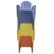 Adams 24pc RealComf Mix Adirondack Blu Yllw Sdn