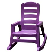 Adams Lil Easy Rocking Chair Bright Violet