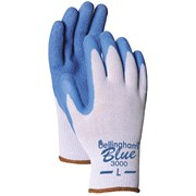 Bellingham Blue Prem Latex Glove LG