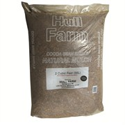Hull Farms 2CF Cocoa Shell Mulch 60/PL