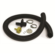 Algreen Rain Barrel Deluxe Diverter Kit