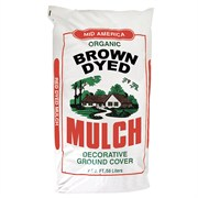 2cf Dyed Brown Mulch Mixed Species