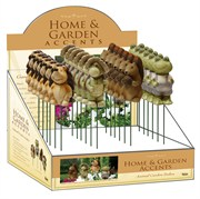 Alpine Animal Garden Stake Assortment