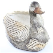 Alpine Duck Planter
