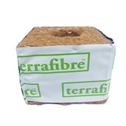 "Terrafibre 144 Bulk 4"" Growing Cubes Unwrapped"