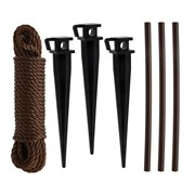 Bond Tree Staking Kit 10""