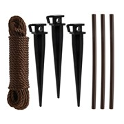 Bond Tree Staking Kit 15""