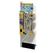 Stokes 47pc Accessory Power Wing Display