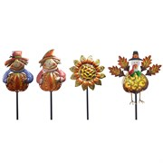 Moonrays 16pc HarvestStake Lights