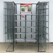Cedar Ridge 60pc Tomato Cage Display