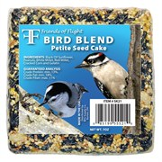 Friends of Flight 7oz Bird Blend Petite Seed Cake