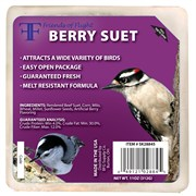 Friends of Flight 11oz Berry Suet Melt Resistant