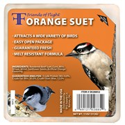 Friends of Flight 11oz Orange Suet Melt Resistant