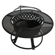 DDI Fire Pit With Wrap Around Table