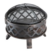 "DDI 26"" Fire Pit w/ Screen"
