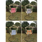 DDI Hanging Chair With Pillow & Arms