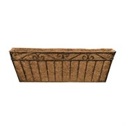 Deer Park Imperial Window Box W/ Coco Liner - Small