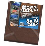 Dewitt Brown/Blue Tarp 3.1 oz 8'x10'