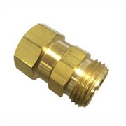 "Dramm Swivel 3/4"" Hose Thread 12/CS"