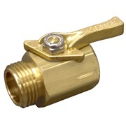 Dramm 300 Brass Shut Off H-H-A 50/CS