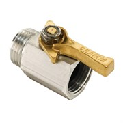 Dramm 300AL Aluminum Shut Off Valve 3/4IN M-F