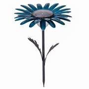 Desert Steel Daisy Solar Light - Bronze
