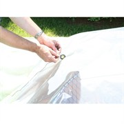 Earthway Pyramid Terraced Garden Plastic Cover