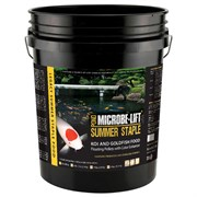 Eco Labs Microbe-Lift 17lb Legacy Koi & Goldfish Summer Staple Food - Floating Pellets