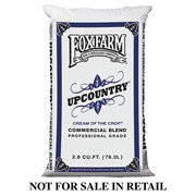 FoxFarm UpCountry Cream of the Crop 2.8CF (42/PL) NOT FOR SALE IN RETAIL