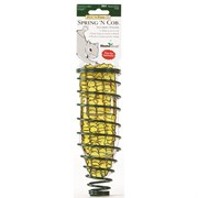 Homestead Spring-N-Cob Squirrel Feeder