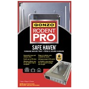 GONZO Rodent Pro Safe Haven Multi Trap