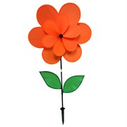 Gardener Select 18x28 Double Petal Orange Pinwheel