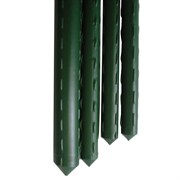 Gardener Select 3ft Green Vinyl Steel Stake - Diameter 10mm