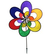 Gardener Select Multi Colored Large Open Pinwheel 18in x 39in