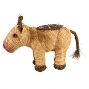 Gardener Select 12'' Straw Cow Topiary