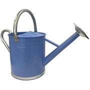 Gardener Select 3.5L .92G Water Can Blue With Galvanized