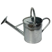 Gardener Select 3.5L .92G Watering Can Galvanized