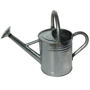 Gardener Select 7L 1.85G Watering Can Galvanized