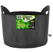 Smart Pot 7Gal Black Wit Handles