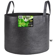 Smart Pot 15Gal Black With Handles